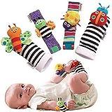 Blige SMTF Cute Animal Soft Baby Socks Toys...