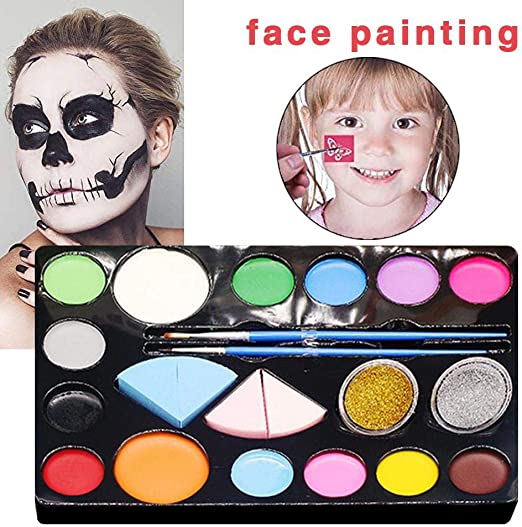 Face Paint Ultimate Party Pack, Kit De Pintura Facial Para Niños ...