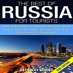 The Best of Russia for Tourists 2nd Edition Audiobook