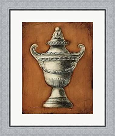 Amazon.com: Stone Vessel I by Ethan Harper Framed Art Print Wall ...