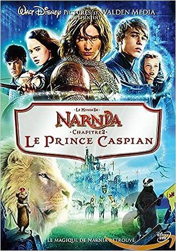 le monde de narnia 2 le prince caspian