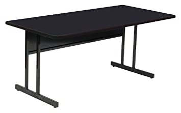 work tables office. correll ws306007 school office computer or training table 30u0026quot work tables