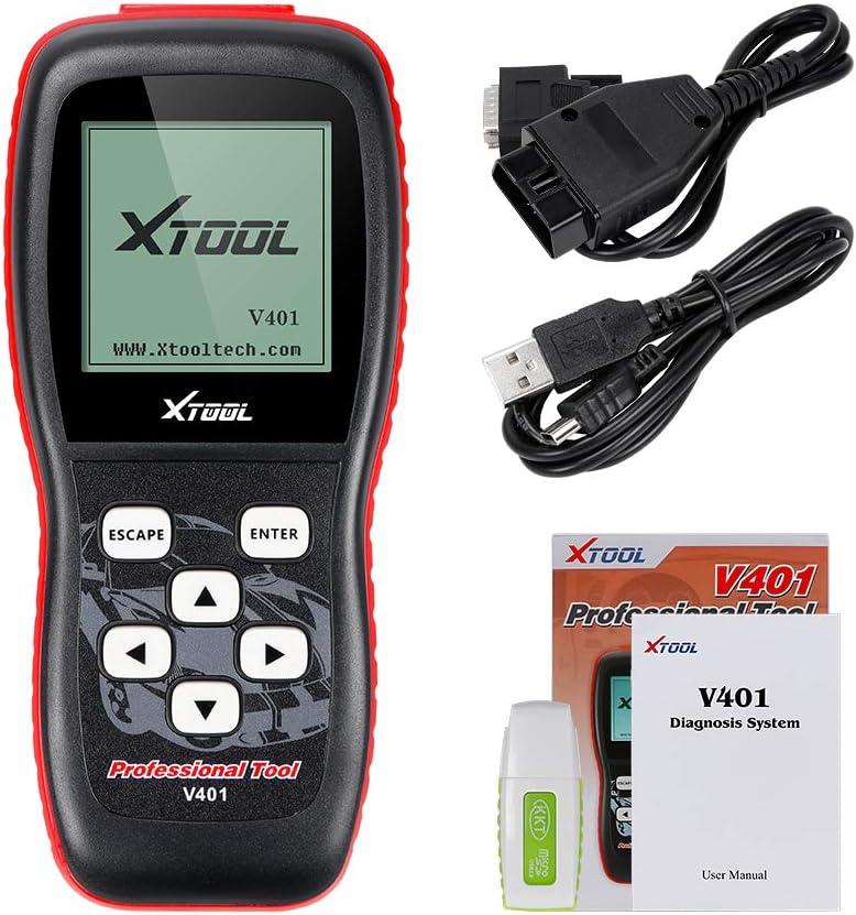 XTOOL V401 Code Reader Work for VW/Audi