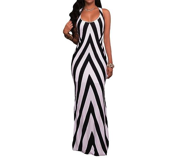 Twilaisaac Fashion voltar mangas maxi dress side slit longos vestidos de verão mulheres vest vestido de