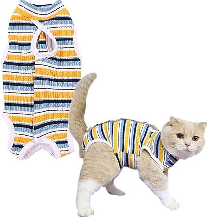 Ropa para Gatos Pequeños Pijamas para Perros Pequeños Gato ...