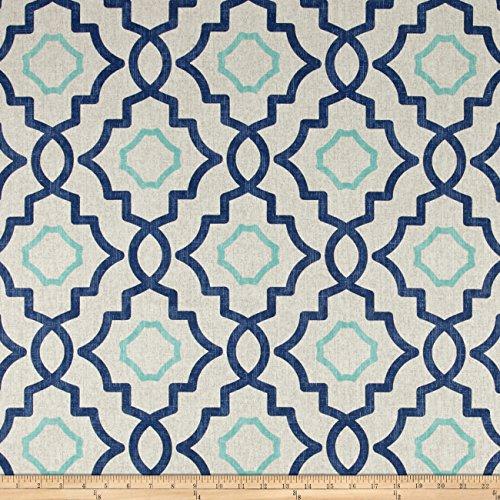 Fabric Decor Home (Magnolia Home Fashions Talbot Harbor, Harbor)