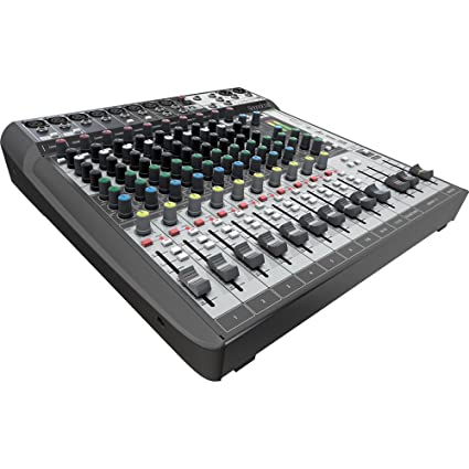 Amazon.com: Soundcraft Signature 12 MTK Multi-track ...