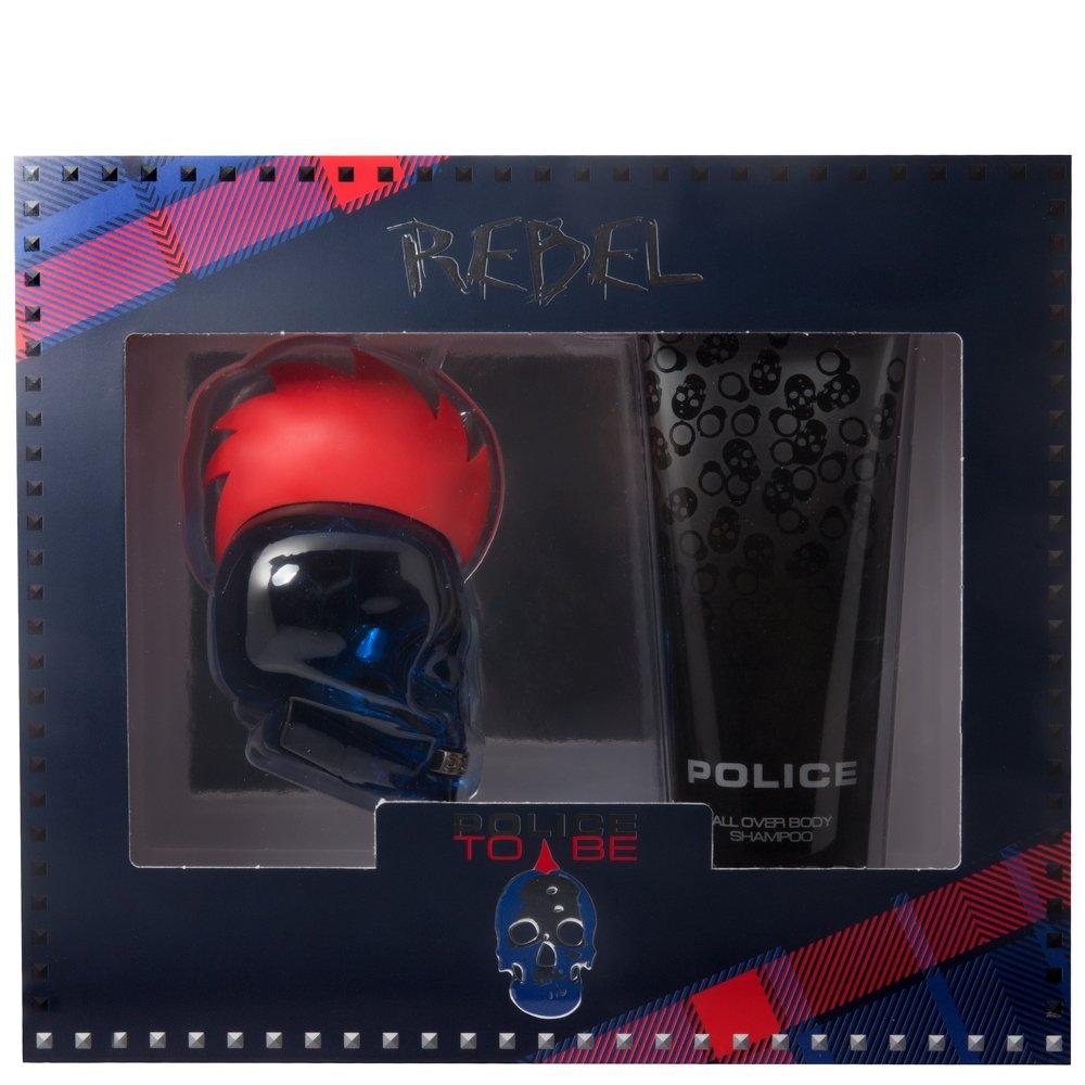 Police To Be Rebel Eau de Toilette Spray 40ml + Shower Gel 100ml Mavive S.p.A PO1669361