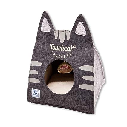 Jizhen Nido de Mascotas, Cama litera innovadora para Gatos Cerrados, Cama Plegable Gato Cama