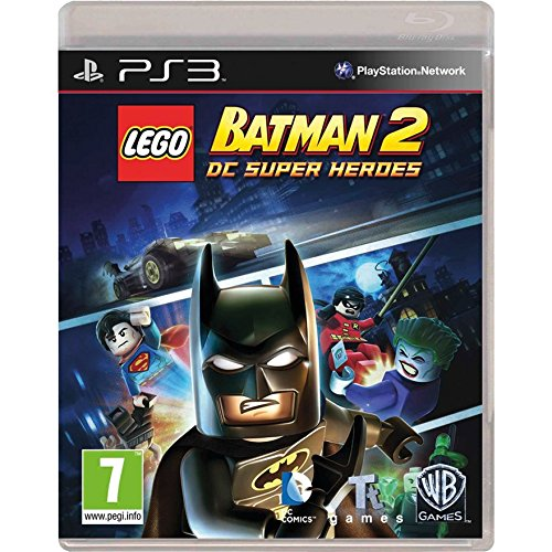 LEGO Batman 2: DC Super Heroes PS3 (Lego Batman 2 Dc Super Heroes Ps3)