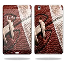 """Mightyskins Protective Vinyl Skin Decal Cover for Samsung Galaxy Tab Pro 8.4"""" T320 Tablet skins wrap sticker skins Football"""