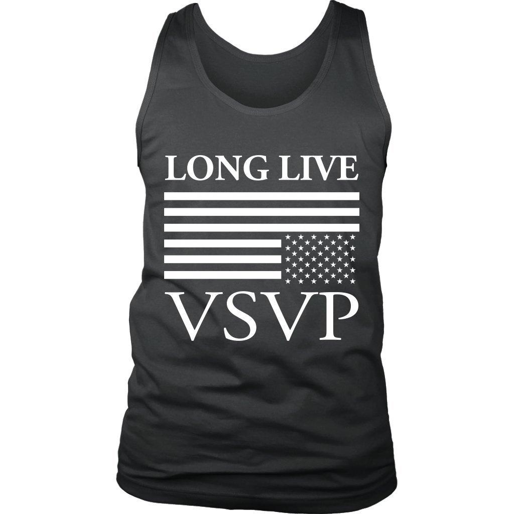 ASAP Rocky Long Live VSVP Mob Rap Tank Top