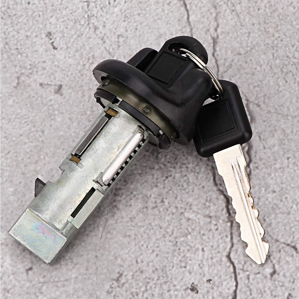 cilindro de bloqueo del interruptor de llave de encendido autom/ático 702671 702674 Interruptor de llave de arranque de encendido