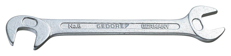 5.5 mm Gedore 8-5,5 Double cl/é mixte petit 5,5mm Argent