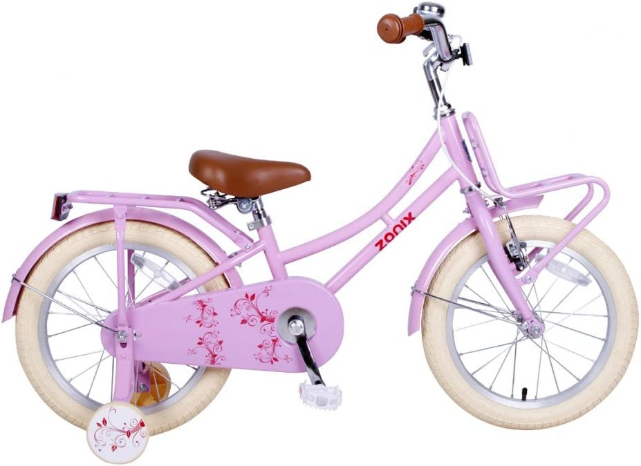Bicicleta Chica 16 Pulgadas Zonix Oma con Freno Delantero al ...