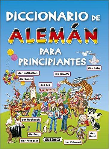 Diccionario De Aleman Para Principiantes Diccionario Para