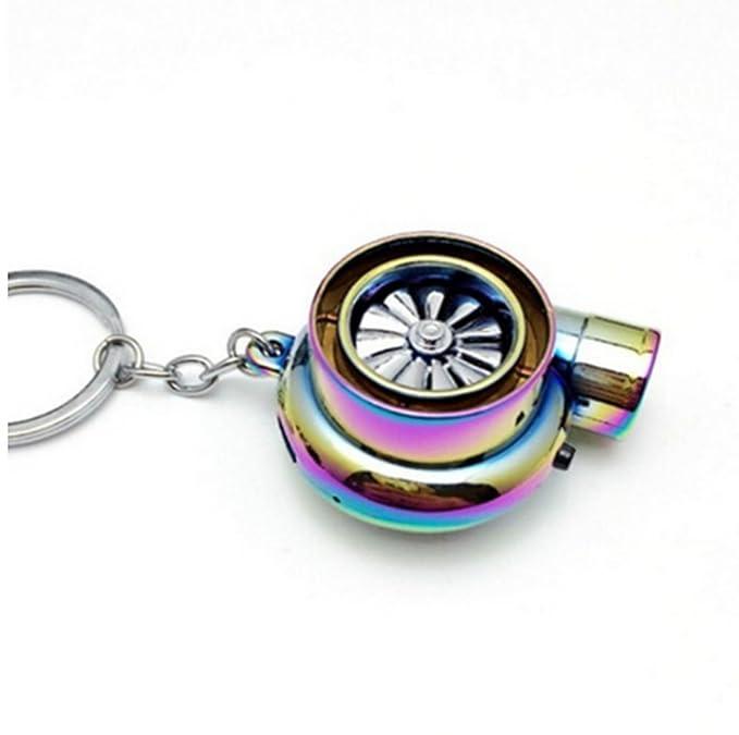 B-Tech-Sol Nuevo. Encendedor de cigarrillos Spinning Turbo ...