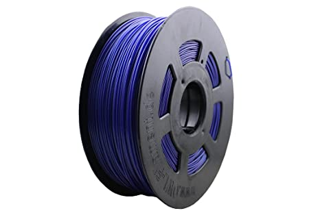 Impresora 3d 1 kg azul metálico rollo de filamento PLA 1,75 mm ...