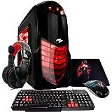 Pc G-fire Amd A6 7400k 4gb 500gb Radeon R5 1gb Integrada Computador Gamer Evb-k Htg-123
