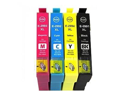 Epson compatible, 10 cartuchos de tinta compatibles con tintas ...