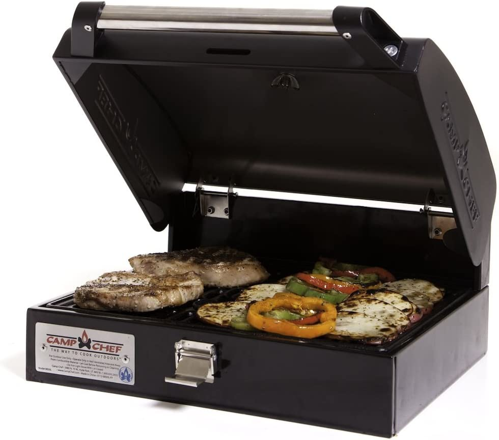 Camp Chef Deluxe Barbecue Grill Box