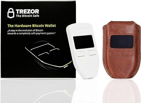 trezor cryptocurrency hardware wallet
