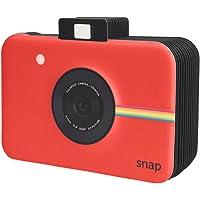 Polaroid Snap Rojo - Álbum de fotografía (Rojo, 10 hojas, 1 pieza(s), 228.6 mm, 139.7 mm)