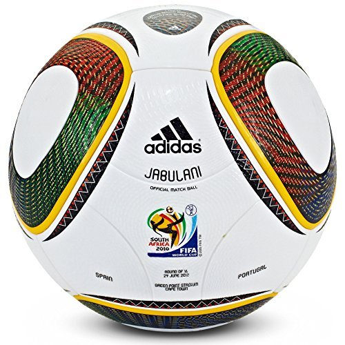 Official Match Ball FIFA World Cup South Africa Jabulani Soccer by FIFA