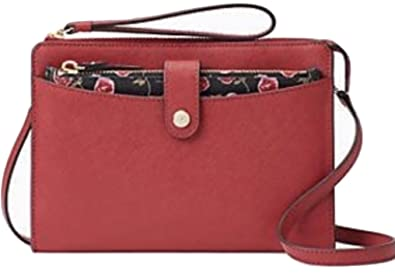 Amazon Com Kate Spade Roxanna Laurel Way Red Crossbody Handbag