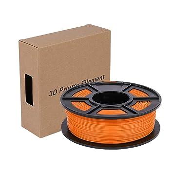 W-Shufang,3D 6 Opción de Color Filamento de Impresora 3D 1.75 mm ...