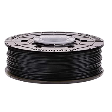 XYZprinting RFPLCXUS01A da Vinci Jr. & mini Series Filament, PLA (NFC), 600 g, Black