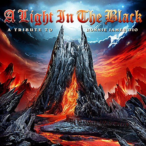Various: A Light In The Black (A Tribute To Ronnie James Dio) (Audio CD)