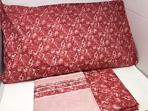Completo sábanas Cama Individual Maè Art. Zaira (puro algodón 150 ...