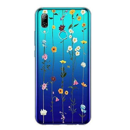 Amazon.com: Carcasa para Huawei P Smart 2019, diseño de ...
