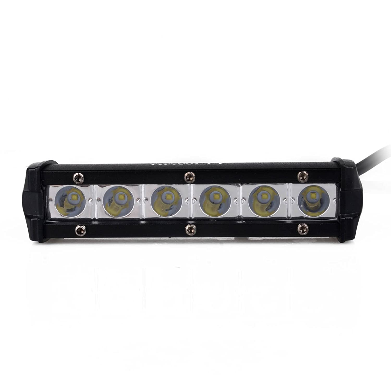 Kawell K6 6218d Latest Mini 55 18w Cree Spot Led Light 108 Wiring Harness For Atv Bar Off Road Worklamp Suv Jeep Mine Boat 4x4 Ford F150 Dc9 32v