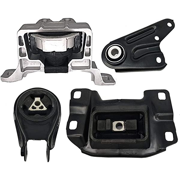 For 2010 Mazda 5 L4 2.3 Engine mount