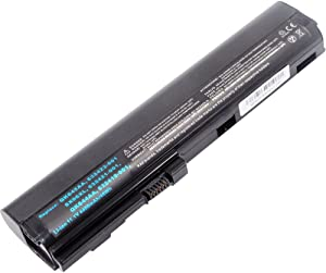 Futurebatt New 5200mAh Laptop Battery for HP Elitebook 2560p 2570p SX03 SX06 632423-001 HSTNN-DB2K