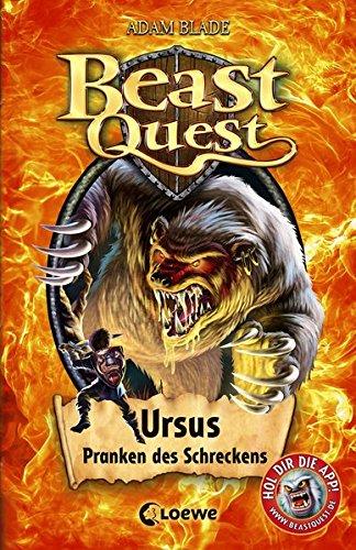 Beast Quest - Ursus, Pranken des Schreckens