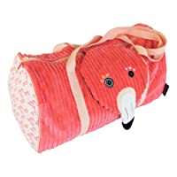 LES DEGLINGOS Sac week-end Flamingos le Flamant Rose