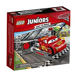 LEGO  Juniors Lightning McQueen Speed Launcher 10730...