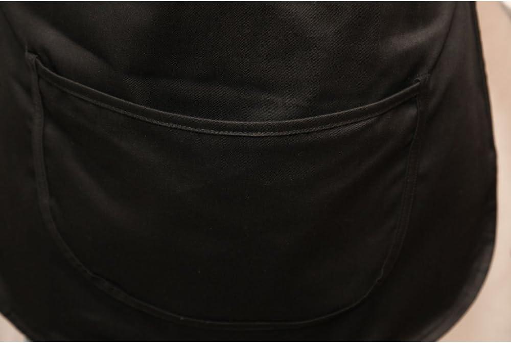 addetti alle pulizie grembiule a casacca  per catering eccetera Mcintyre Brand Small // Medium Nero