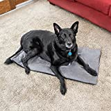 More buying choices for JUMBO Pet Warming Pad by Easyology - Best Thermal Pet Warming Bed For Dogs and Cats - 100% Pet Friendly and Soft Pet Mat Couch Protecting Pet Pad