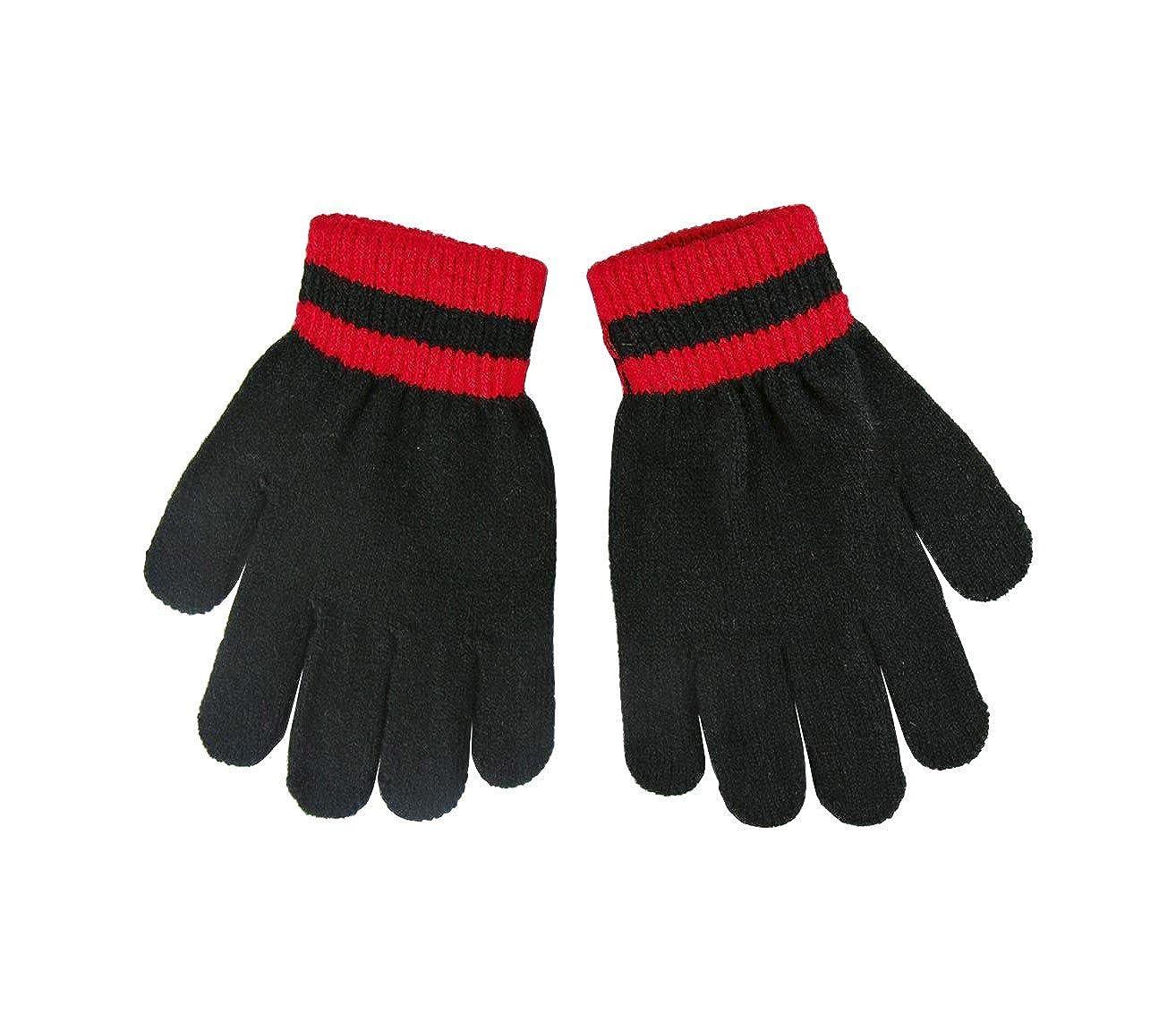 Spiderman 22-2542 Pack 3pz completo para invierno motivo Gorro guantes y bufanda