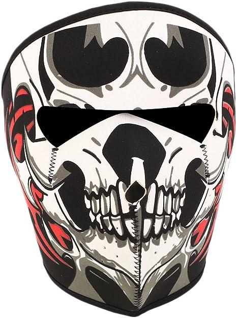Aprettysunny - Máscara de Neopreno para Bicicleta de Motocicleta ...