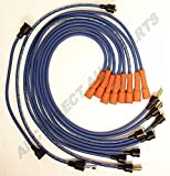 B & B Manufacturing Corporation M8-57316 Blue Platinum Class Laser Mag Wire Set