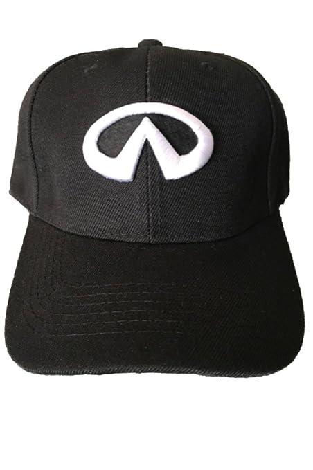 Amazon.com  Infinity Baseball Cap Hat Black. 3D Emblem. Adjustable. New!   Everything Else 0ef7816595e
