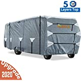 KING BIRD Upgraded Class A RV Cover
