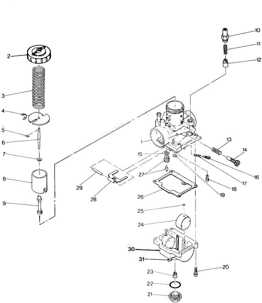 1995 Polari 250 Trail Bos Wiring Diagram