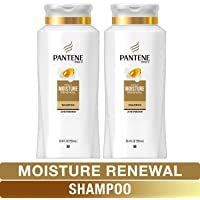 Pantene, Shampoo, Pro-V Daily Moisture Renewal for Dry Hair, 25.4 Fl Oz, Twin Pack