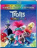 Trolls World Tour - Dance Party Edition [3D Blu-ray + Blu-ray]